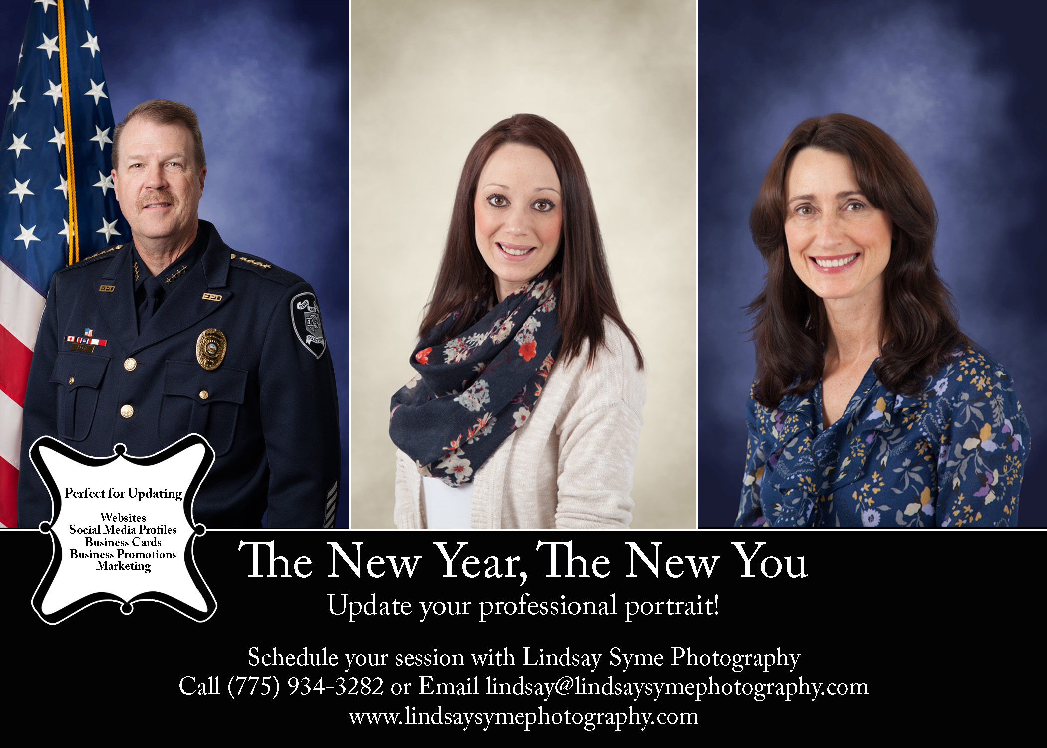Elko Professional Business Headshots