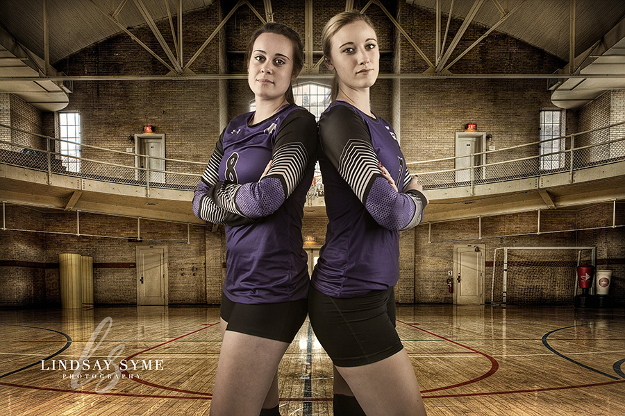 Spring Creek High School Volleyball Images Created by Lindsay Syme