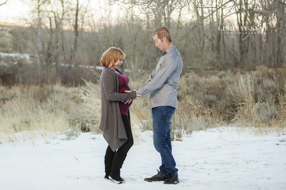 Fun Maternity Images by Lindsay Syme