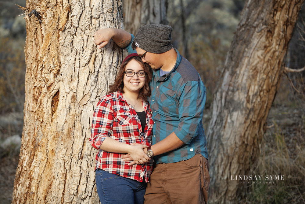 Getting Married - Elko Engagement Session