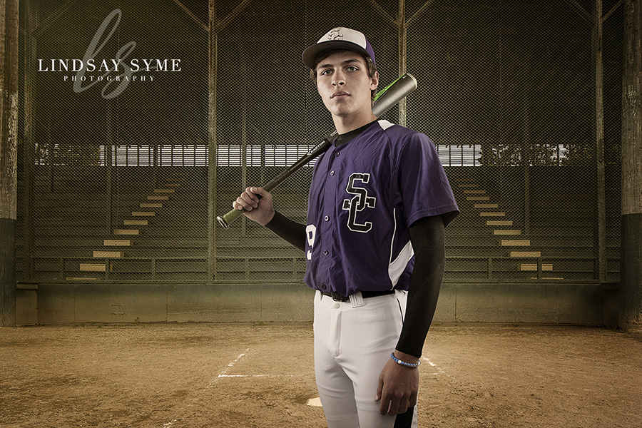 SCHS Baseball Photograph by Lindsay Syme Photography