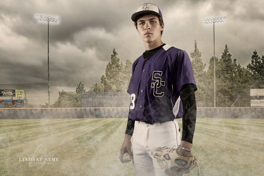 Spring Creek High School Baseball Photography by Lindsay Syme