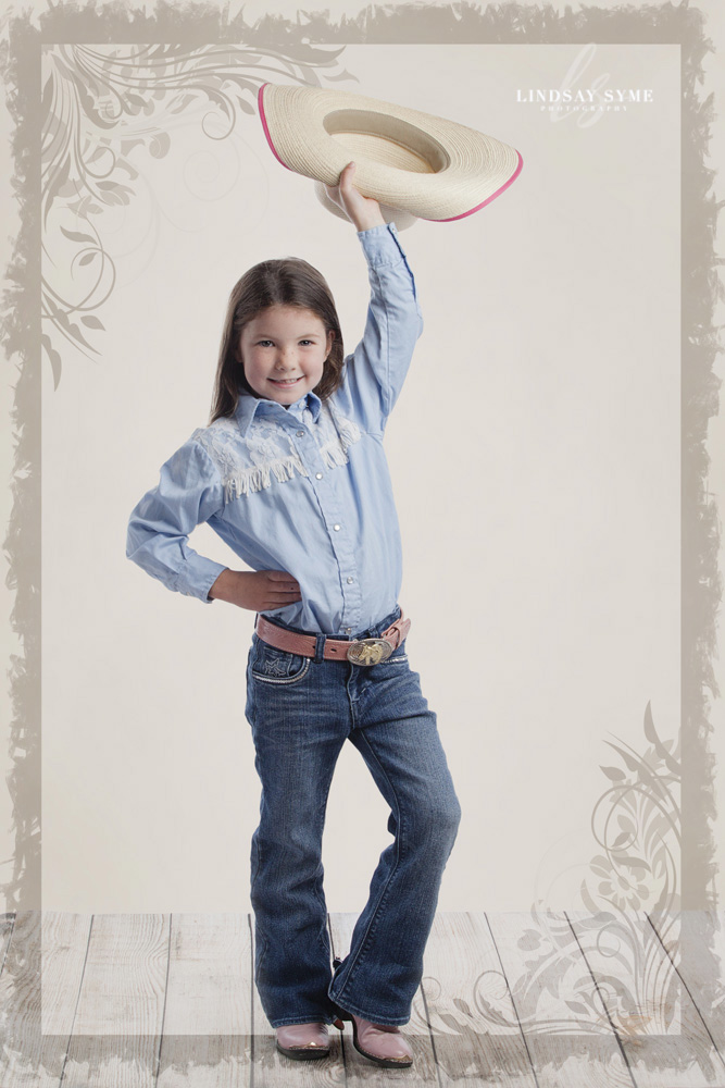Elko Photographer - She is all cowgirl