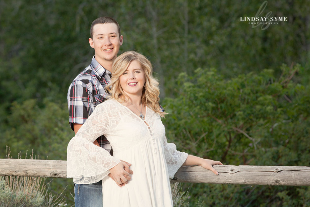 Elko Engagement Session by Lindsay Syme Photography