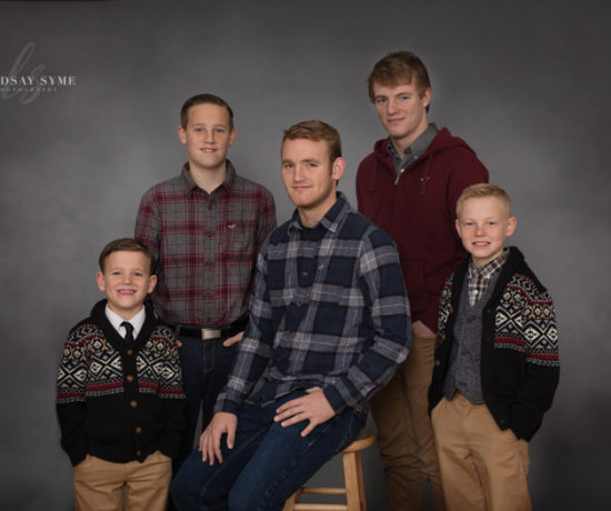 Growing Up Fast - Spring Creek Family Photography - Walthers Brothers