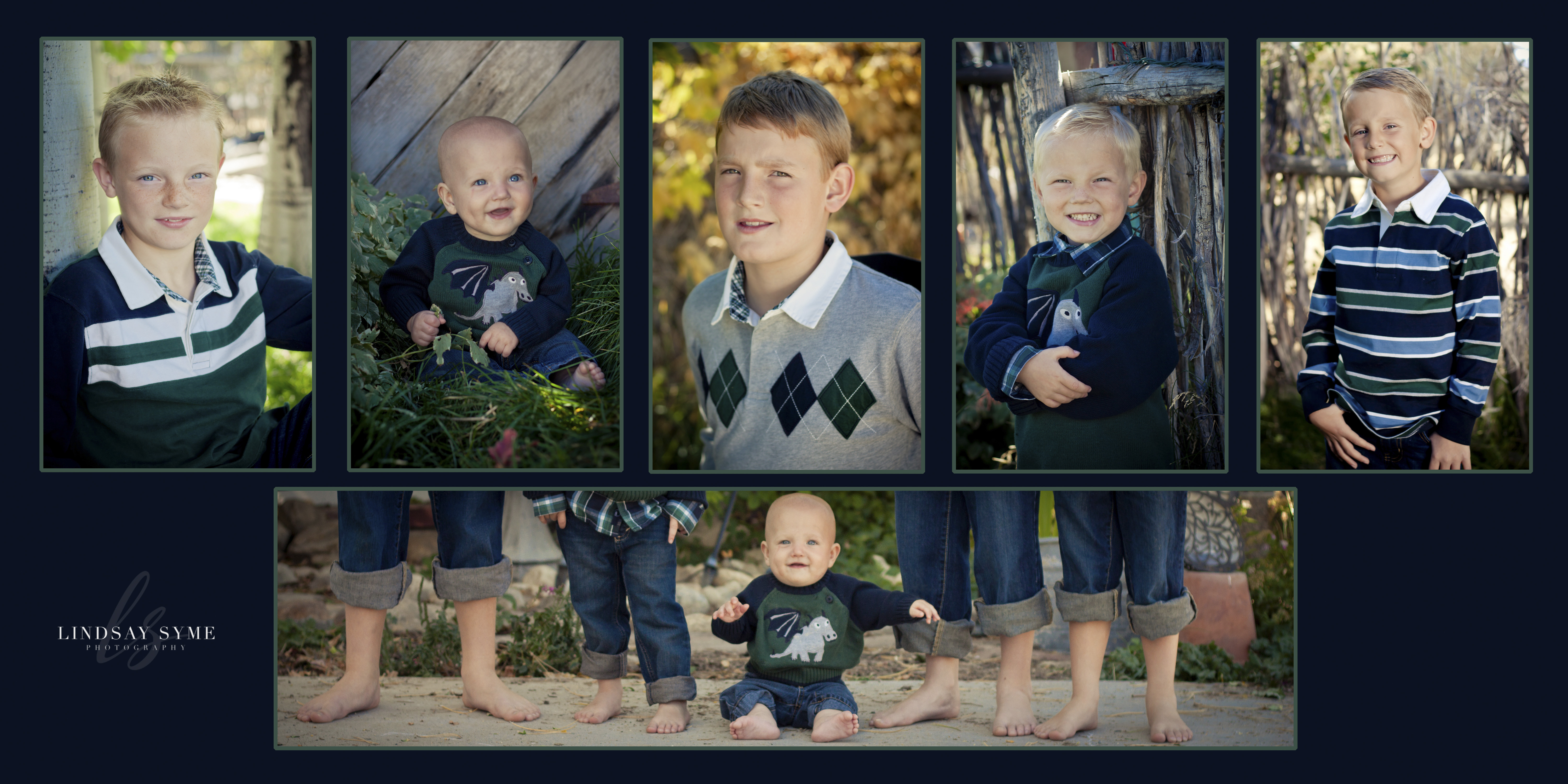 They Grow So Fast - Spring Creek Family Photography - Walthers Brothers