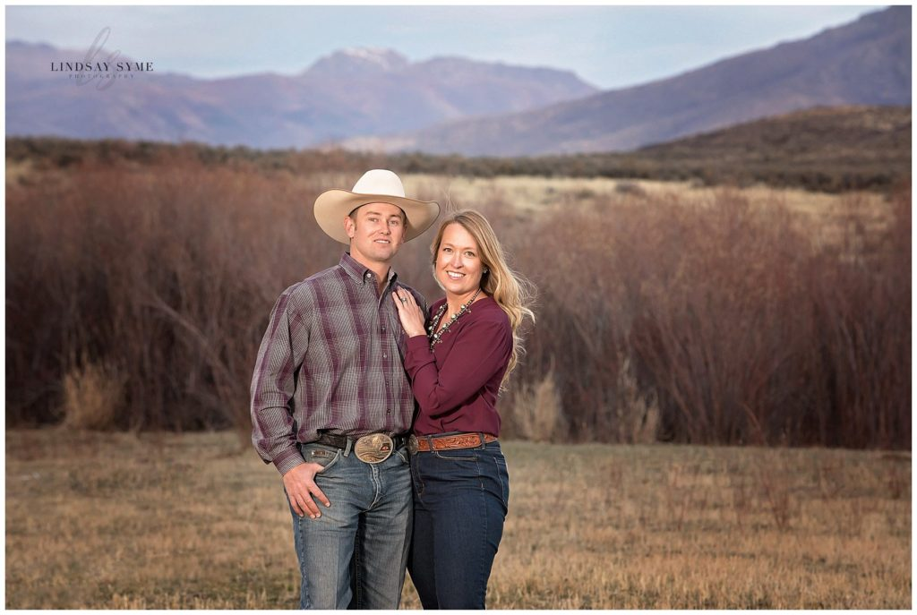 Nevada Ranch Family Portraits