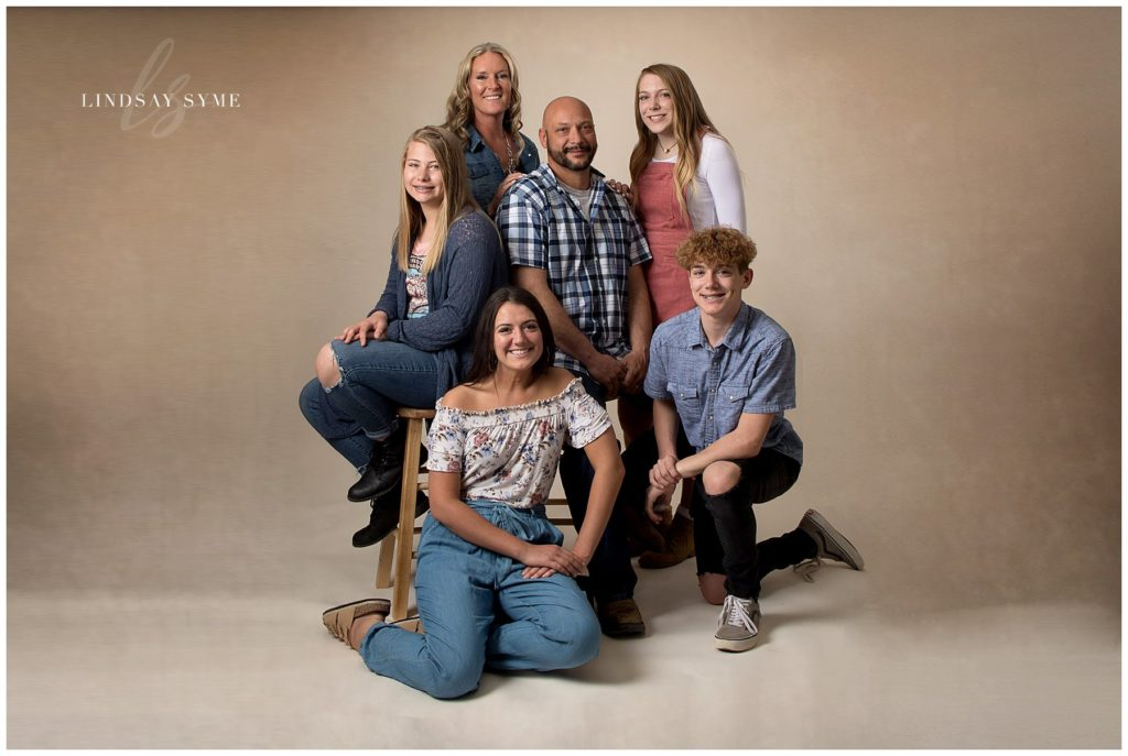 Family Portrait Sessions with Lindsay Syme Photography
